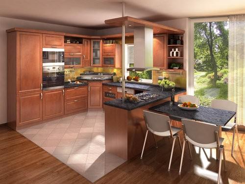 Kuchyně carmen je předurčena do klasického interiéru jakékoliv