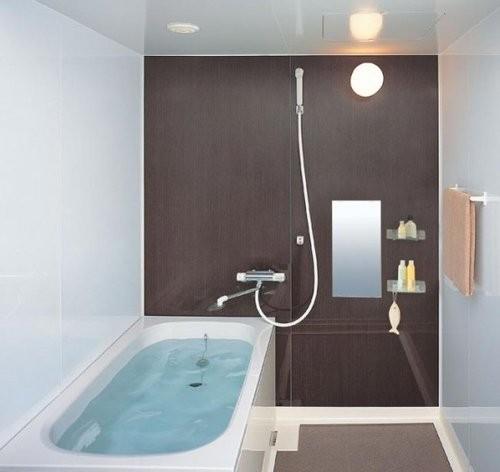 Mala Panel I Koket : Malo velko koupelna v paneloku o MODERNo PANELoK