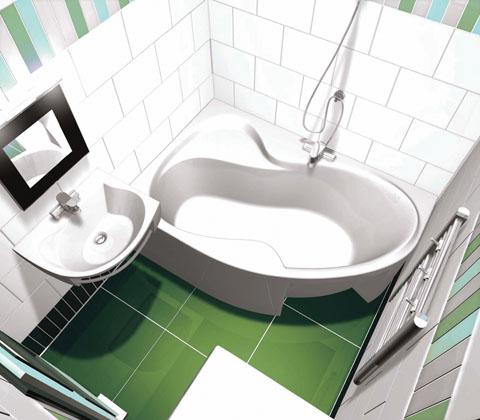 Rekonstrukce koupelny ravak